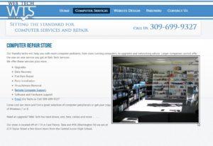 Web Tech Services Computer Store
