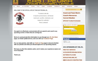 East Peoria Junior Football League