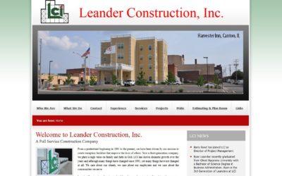 Leander Construction, Inc.