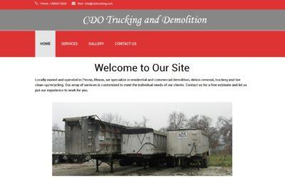 CDO Demolition & Trucking