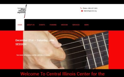 Central Illinois Center for the Blind and Visually Impaired