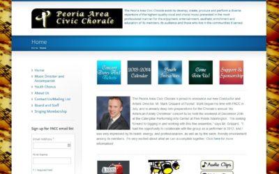 The Peoria Area Civic Chorale