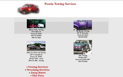 Peoria Towing Services