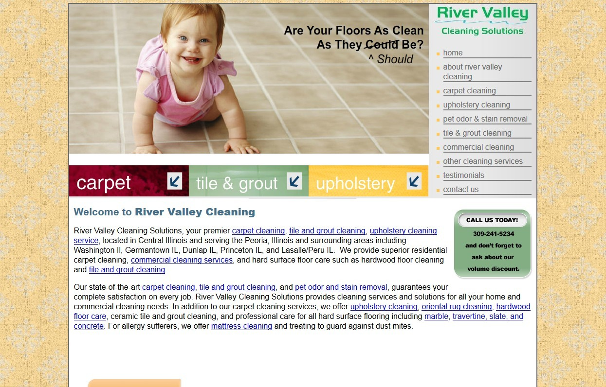 River Valley Cleaning Web Services Inc