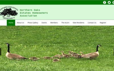 Northern Oaks Estates Homeowners Association