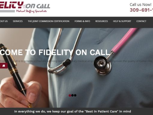 Fidelity On Call