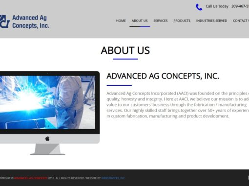 Advanced Ag Concepts, Inc.