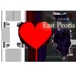 I love East Peoria