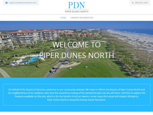 Piper Dunes North
