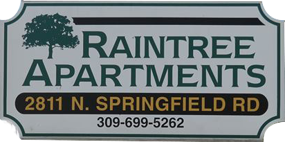 Raintree Apartments in East Peoria Illinois