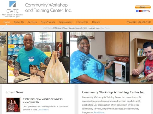 Community Workshop & Training Center Inc.
