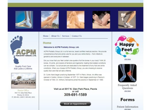 ACPM Podiatry Group, Ltd.