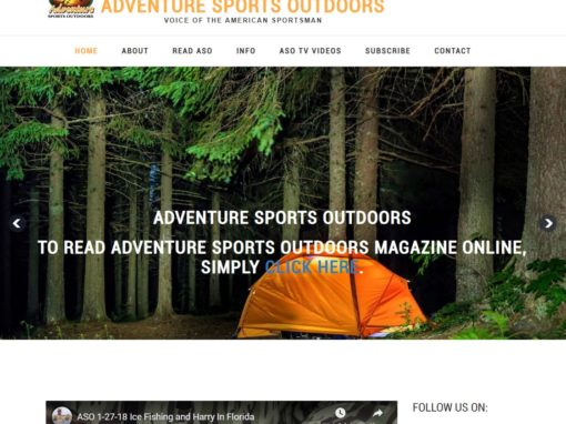 ADVENTURE SPORTS OUTDOORS
