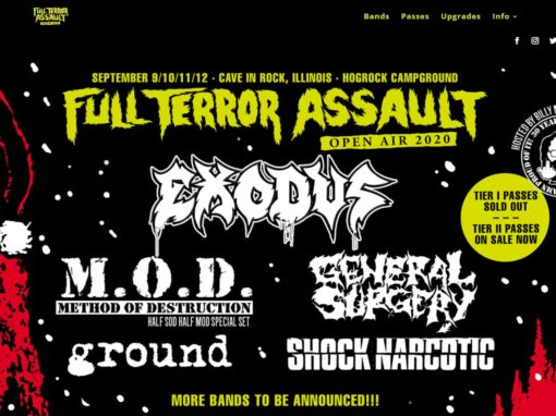 Full Terror Assault
