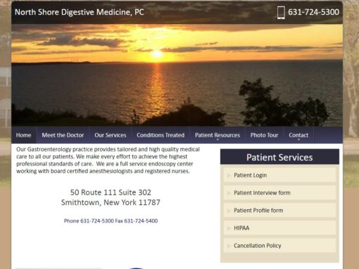 North Shore Digestive Medicine, PC