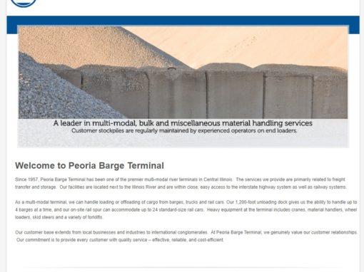 Peoria Barge Terminal