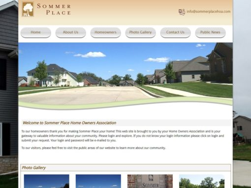 Sommer Place Home Owners Association