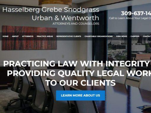 Hasselberg Grebe Snodgrass Urban & Wentworth
