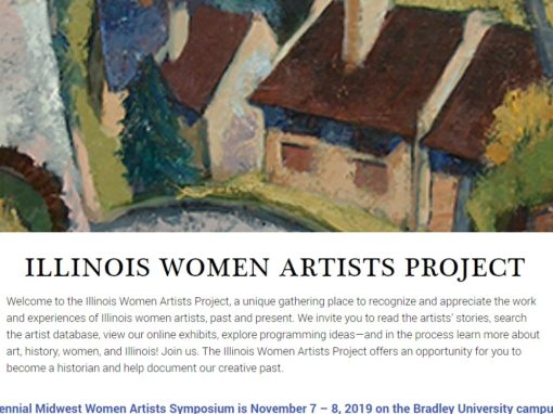 Illinois Women Artists Project
