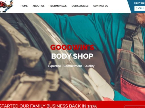 Goodwins Body Shop