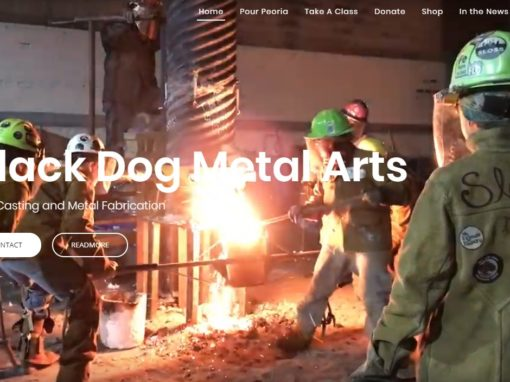 Black Dog Metal Arts