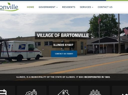 VILLAGE OF BARTONVILLE