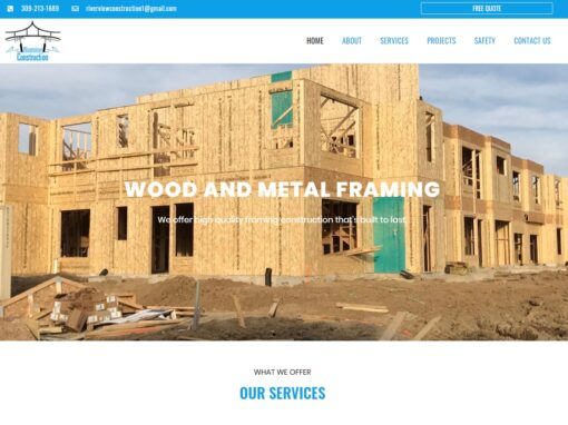 Riverview Construction Company
