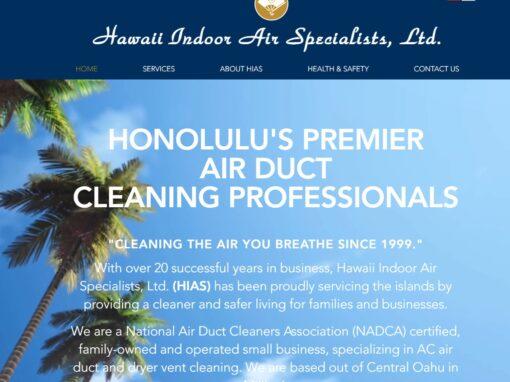 Hawaii Indoor Air