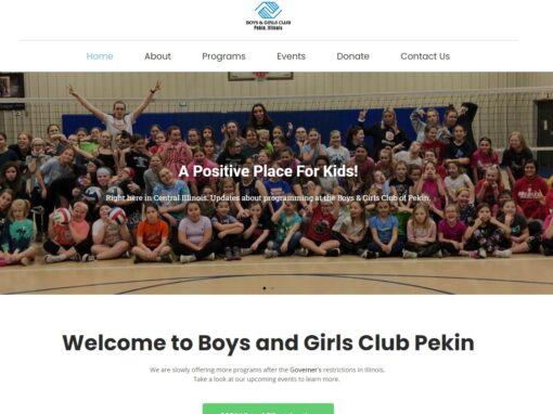 Boys and Girls Club Pekin Illinois