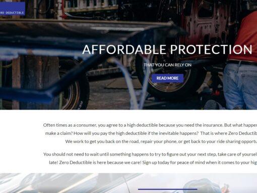 Zero Deductible Protection